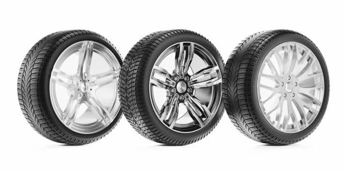 Changer de taille de pneu : jantes et pneus