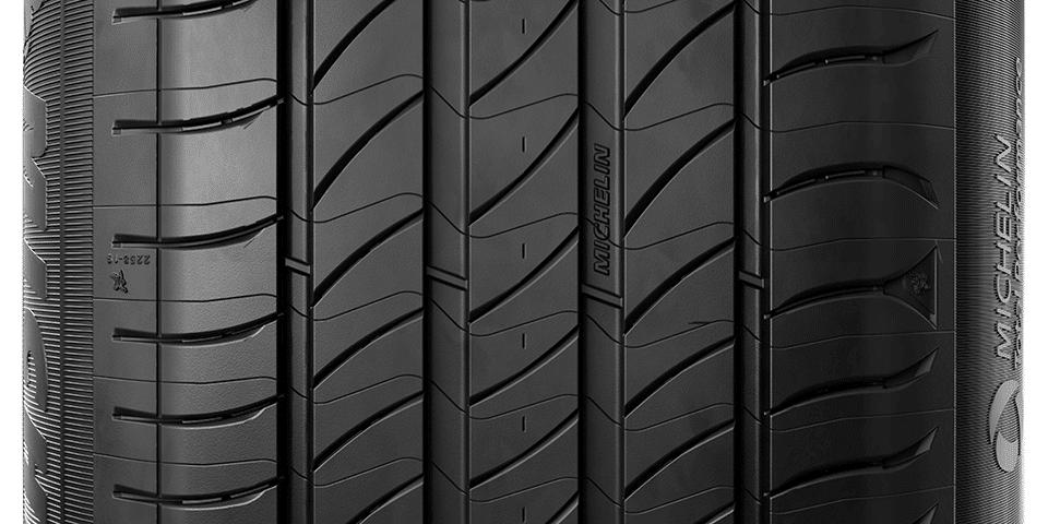 Michelin e-Primacy sculptures