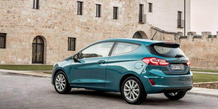 Pneus Ford Fiesta : quel pneu dans les dimensions homologuées ?