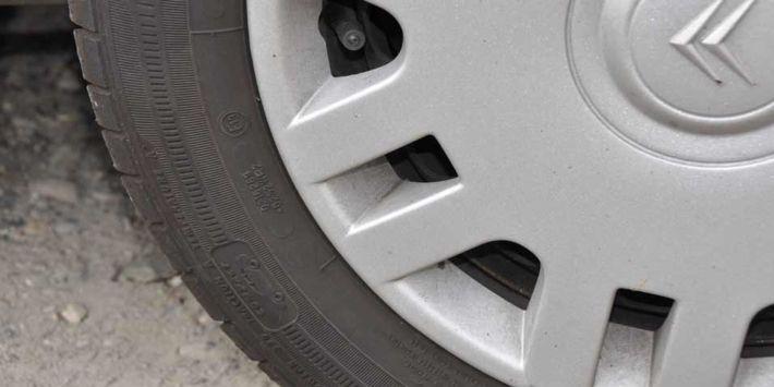 Homologation du pneu conforme
