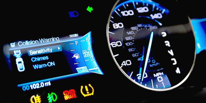 TPMS: entretien pression des pneus
